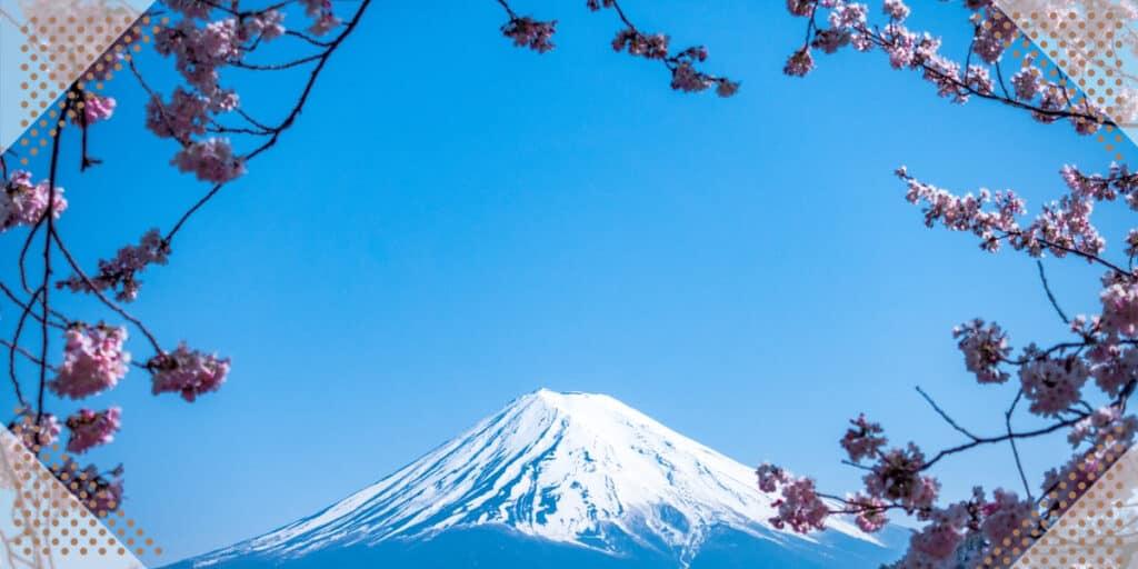 traveling to mount fuji in japan
