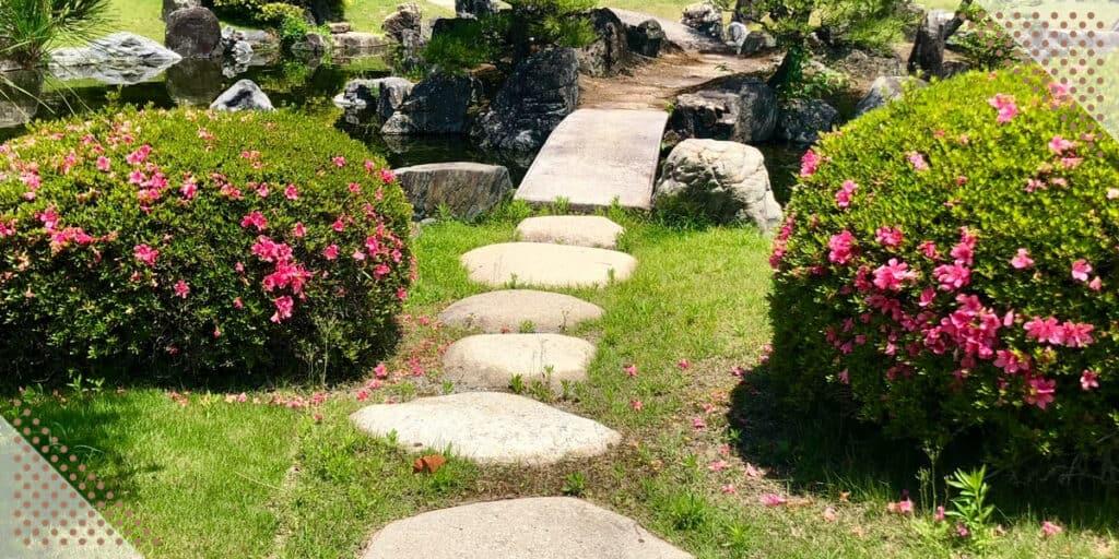 visiting the rock garden in Chandigarh