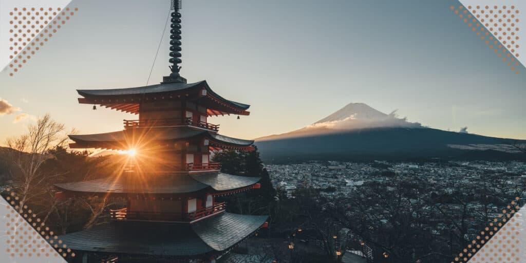 travel to mount fuji in japan