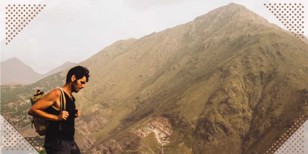 why motivation is important when hiking