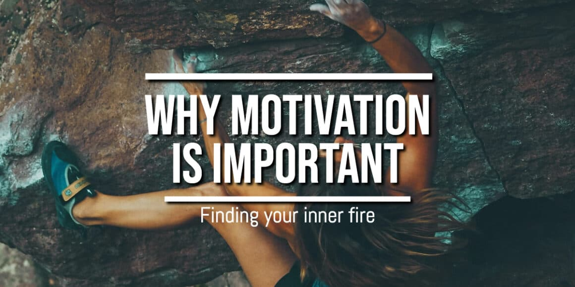 Why motivation is important cover photo