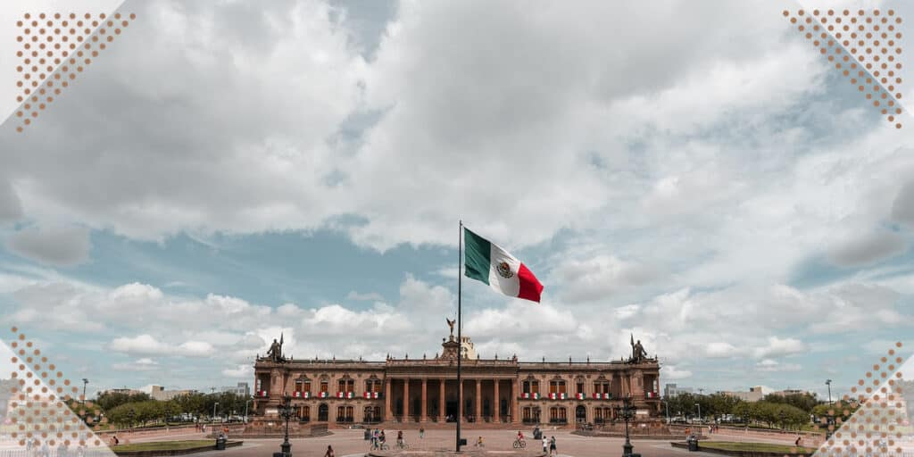 historic district in Mexico City