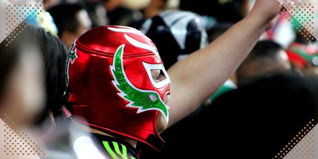 lucha libre in Mexico City