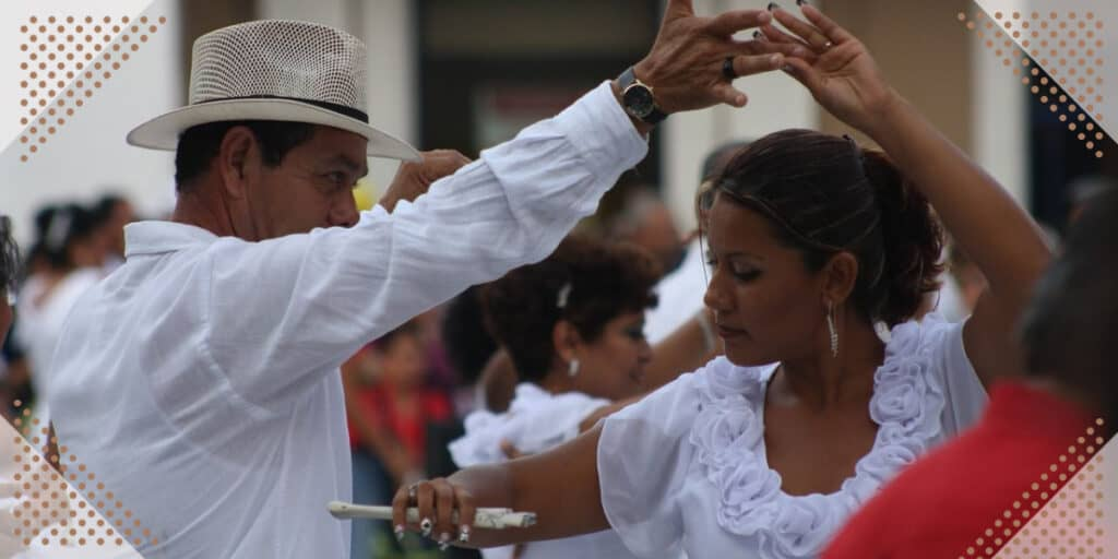 people dancing in mexico city