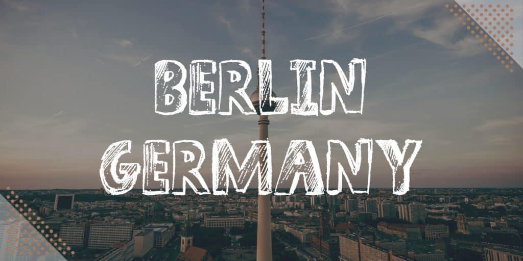 Best Places To Visit In Europe In November: Berlin Germany