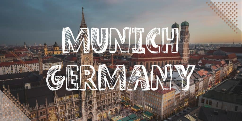 Best Places To Visit In Europe In November: Munich Germany