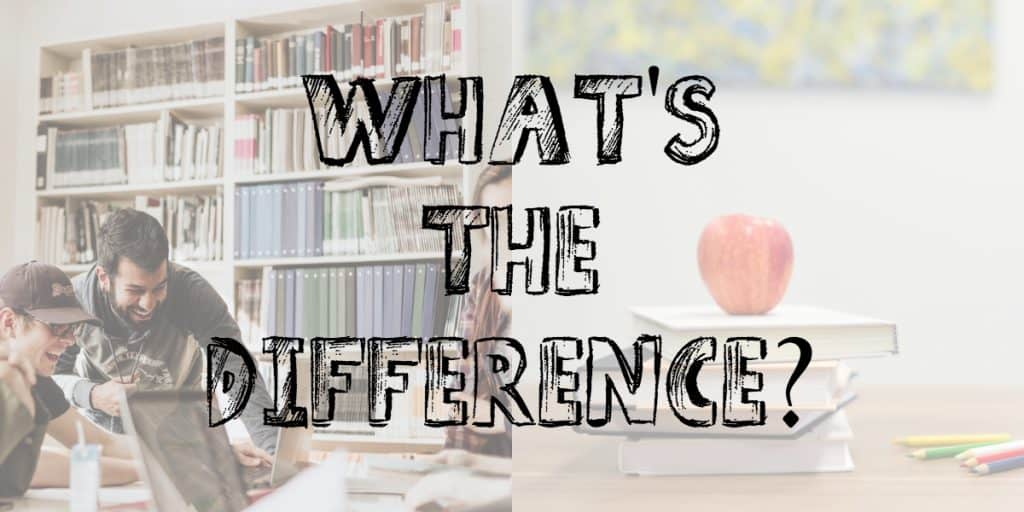 difference between learning and studying: What's the difference?