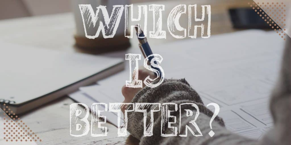 The difference between learning and studying - Which is Better?