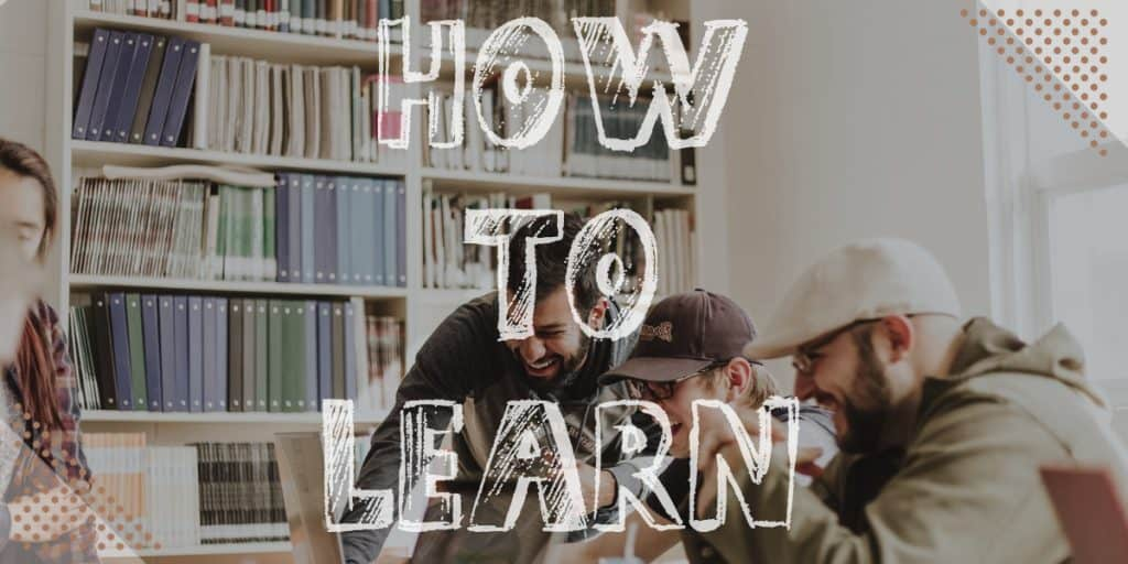 Difference Between Learning And Studying: how to study