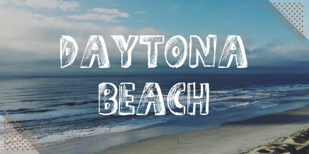 Best Beaches Near Disney World: Daytona Beach